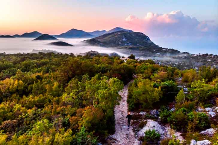 budva budva-camps adriatic-sea montenegro budva-marina