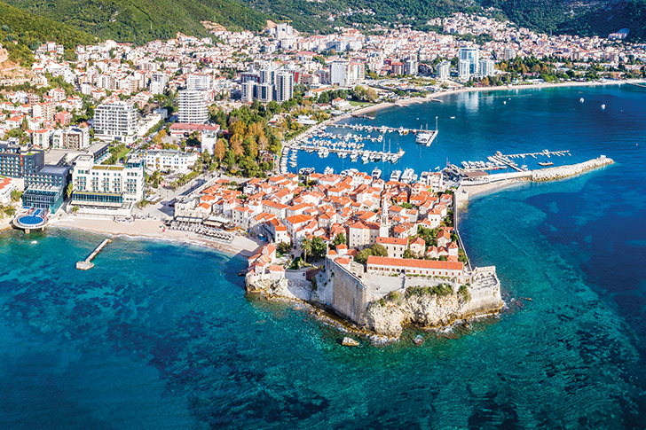 montenegro budva-nightlife budva-restaurants budva-food beach