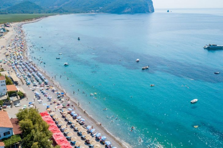 budva activities montenegro beach budva budva beach