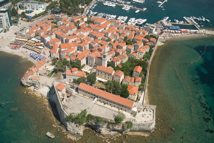 Uvodna slika za: Stari grad Budva